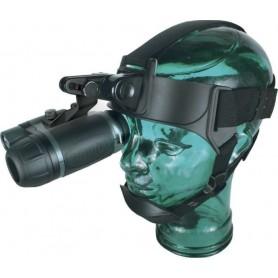 Monocular nocturno Yukon Espartan 1x24 con kit de cabeza