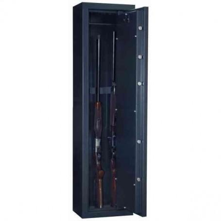 Armero Infac 7 armas con visor/estante superior/tapizado