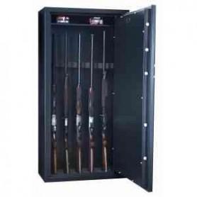 Armero Infac 14 armas con visor/estante superior/tapizado