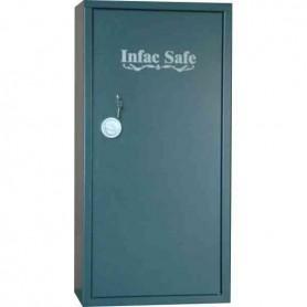 Armero Infac 5 armas/estante superior/tapizado interior