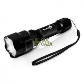Kit linterna Trustfire C8 1000 lumenes 5 MODOS