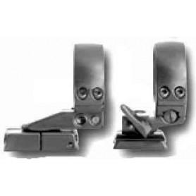 Monturas Apel desmontables para carriles Weaver/Picatinny