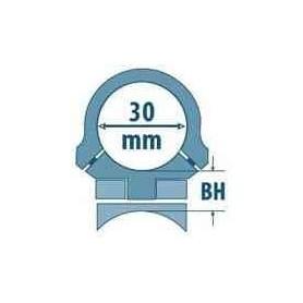 Montura desmontable Apel 500-05047