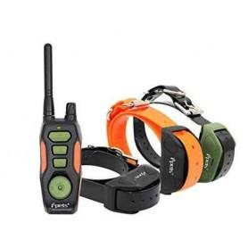 Collar adiestramiento Pet Trainer 600mt.para 3 perros