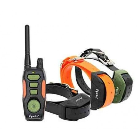 Collar adiestramiento Pet Trainer 600mt.para 3 perros