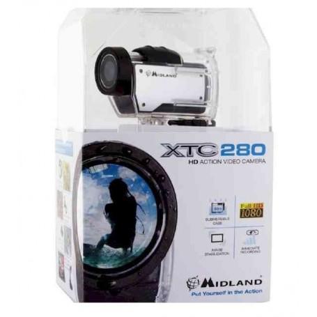 Midland XTC 280 Videocámara de acción