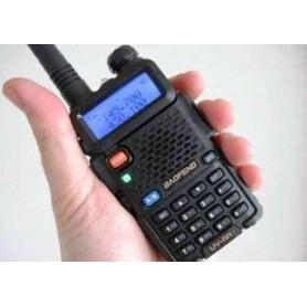 Emisora doble banda VHF-UHF Baofeng UV-5R
