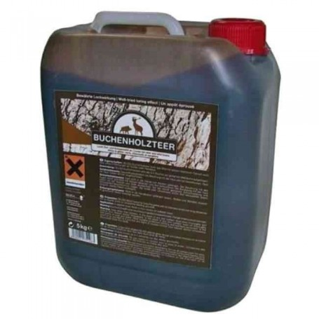 Resina de haya atrayente jabali 6 litros