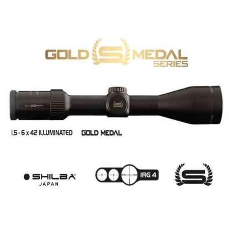 Visor Shilba Gold Medal 1