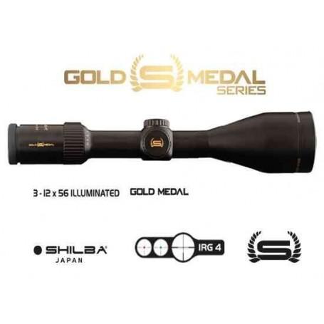 Visor Shilba Gold medal 3-12x56 IRG 4