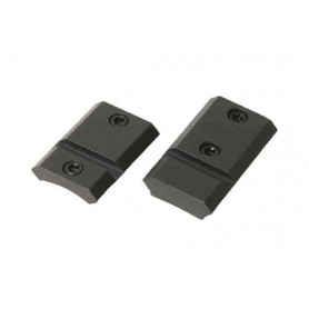 Bases Warne de 2 piezas standar ( acero)