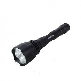 Linterna Trustfire TR-1200 lumenes 1 MODO con alargador tercera