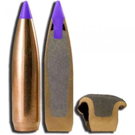 Puntas Nosler Ballistic Tip calibre.243 (6mm) - 90 grains