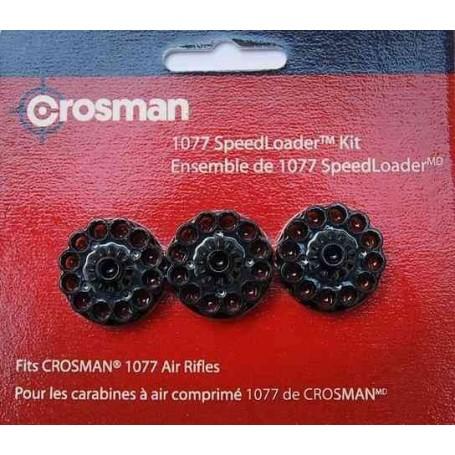 Caragadores carabina Crosman 1077