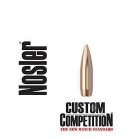 Puntas Nosler Ballistic Tip calibre.277 (6.8mm) - 130 grains