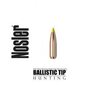 Puntas Nosler Partition SP calibre.308 - 165 grains