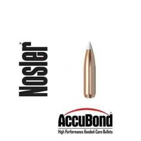Puntas Nosler Accubond calibre.308 - 165 grains