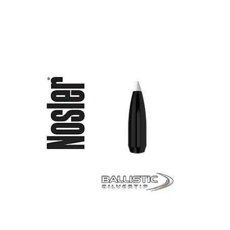 Puntas Nosler Ballistic Silvertip calibre.308 - 150 grains