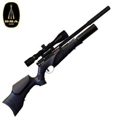 Carabina BSA PCP R-10 SE Black CCS