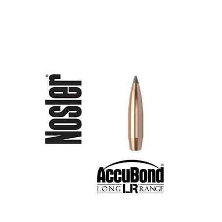Puntas Nosler Accubond Long Range calibre.277 (6.8mm) - 150