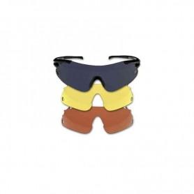 Gafas Beretta con tres lentes intercambiables