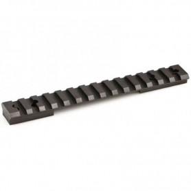 Base WARNE 1 pieza 20 MOA, para Remington 700 LA