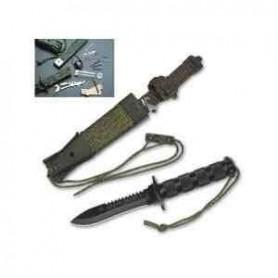 Cuchillo Aitor Jungle King I Black