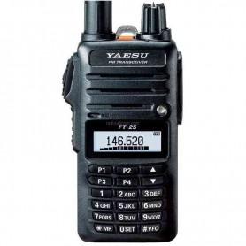 Emisora Yaesu FT-25 Walkie De VHF