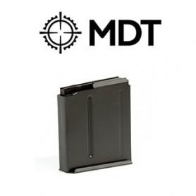 Cargador MDT AICS de 5 cartuchos - Calibre.338 Lapua Magnum