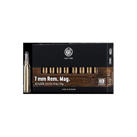 RWS 7 mm REM MAG. ID 177 gr