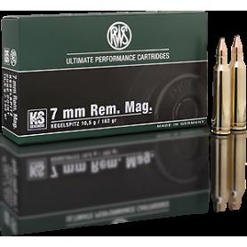RWS 7 mm REM MAG. KS 162 gr.