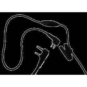 Cable conexion emisora-cascos Peltor