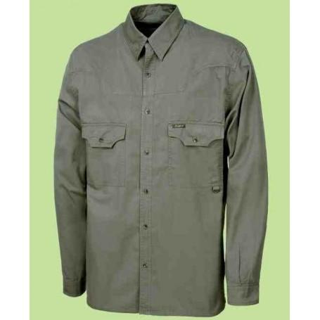 "Camisa 100% algodon "" basic line"""