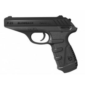 Pistola GAMO P-25 Blowback Co2