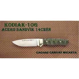Cuchillo Muela Kodiak 10G