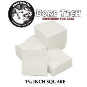 """500 Parches algodon 1-3/4"""" Boretech"""