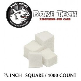 """1000 Parches algodon 3/4"""" Boretech"""
