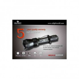 kit CAZA OLIGHT M21X XM-L2 750 lumens