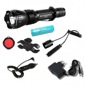kit CAZA OLIGHT M20SX-L2 550 LUM. Recargable