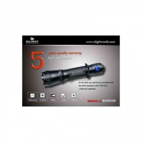 kit CAZA OLIGHT M20SX-L2 550 lumens