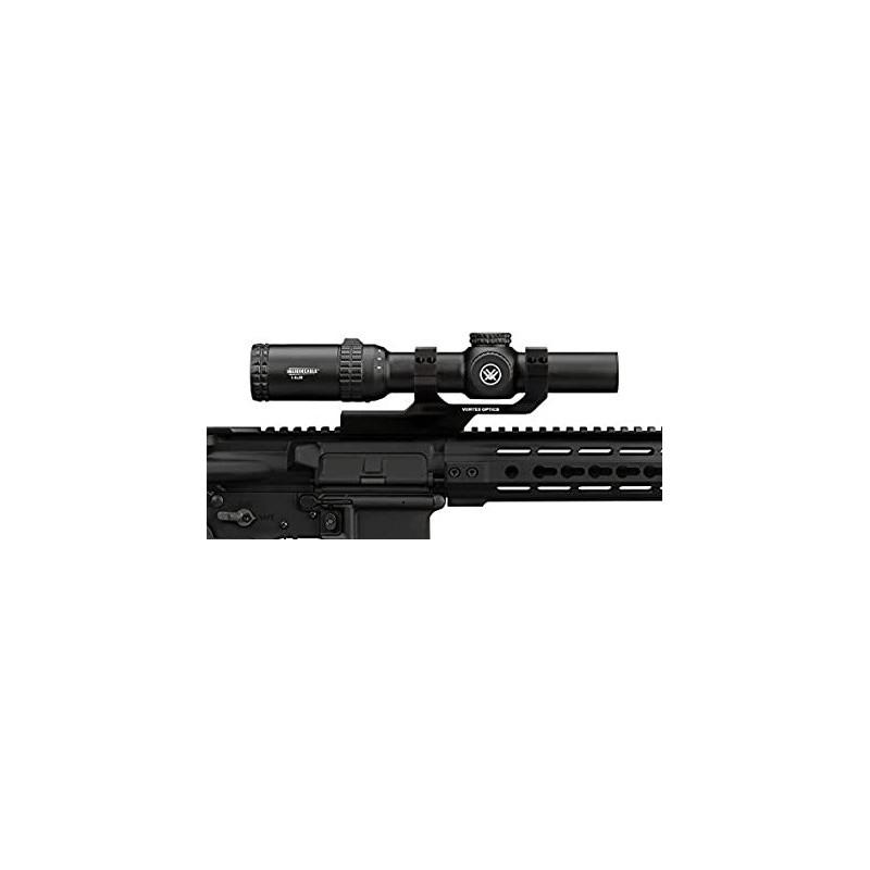 Armero SPS 12 Armas largas con visor GRADO I homologado UNE EN 1143-1 2012