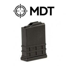 Cargador MDT AICS de polímero y 8 cartuchos - Calibre.308 Win