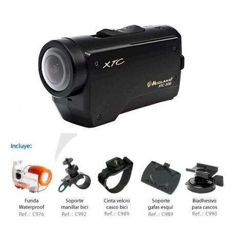 Video camara Midland XTC-300