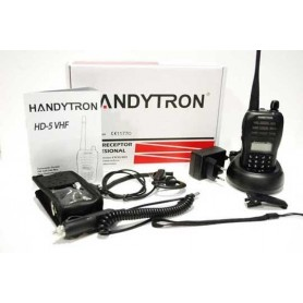 Emisora Handytron HD-5 VHF
