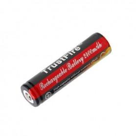 Bateria protegida 18650 litio recargable Trustfire