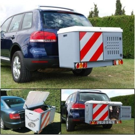 Porta animales y equipajes DOG CARRIER Plus 4x4
