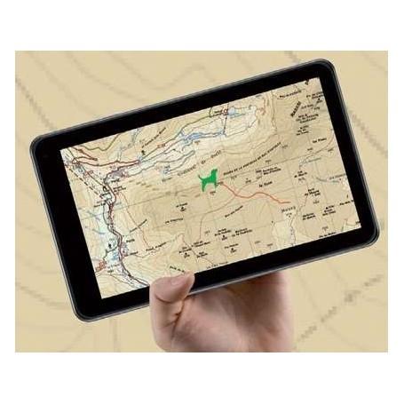 Tinytab ( licencia para mapas de R2 Girona y R2 España)