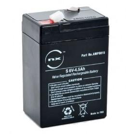 Bateria 6V + cargador