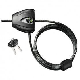 Cable seguridad ajustable Master lock Python 5 mm