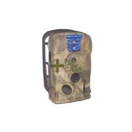 Camara oculta ( kit) Ltl 5210 A led invisible + bateria 6V + tarjeta SD